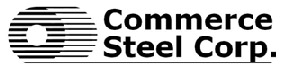 Commerce Steel Corp.