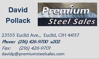 Premium Steel Sales